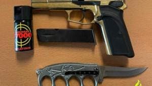 Drugs en wapens aangetroffen in woning Sittard