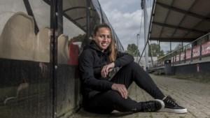 Vrouwenvoetbal: Ladies Day met Oranje-leeuwin Vanity Lewerissa in Vaals