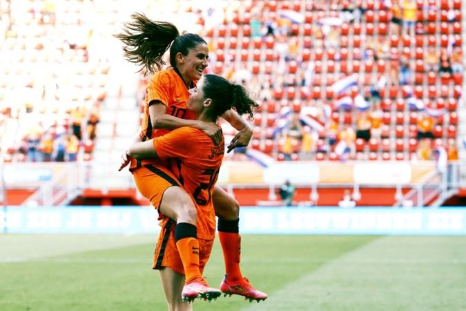 Oranje Leeuwinnen halen in Enschede uit met beoogde ploeg voor Spelen
