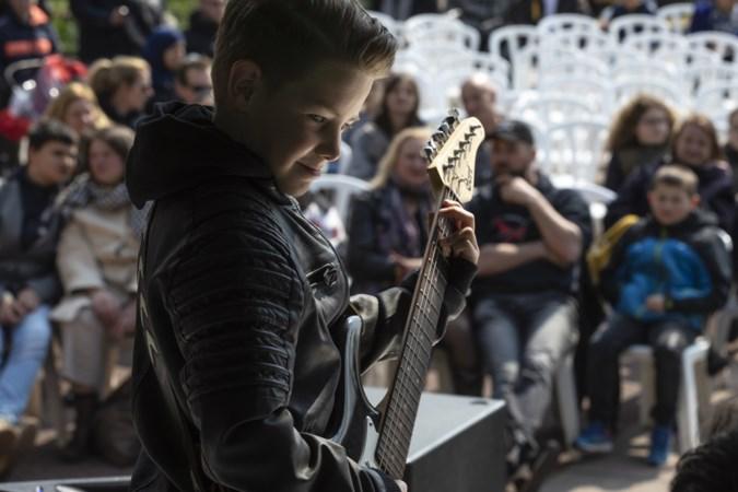 Primeur in Geleen: jaarlijks popfestival voor én door jonge kinderen