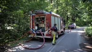 Opnieuw natuurbrand op de Brunssummerheide