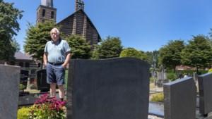Kerkhof al maandenlang doelwit van diefstallen en vernielingen