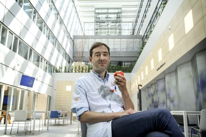 Maastrichtse internist Martijn Brouwers wil ons eten weer gezond maken