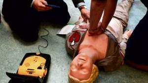 Rode Kruis start reanimatiecursus op Instagram