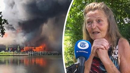 Video: Gasten Beekse Bergen in shock: 'Je hoorde gasflessen ontploffen'