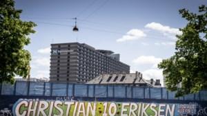 Christian Eriksen werkt vanuit ziekenhuisbed mee aan Deens 'anti-Lukaku-plan'