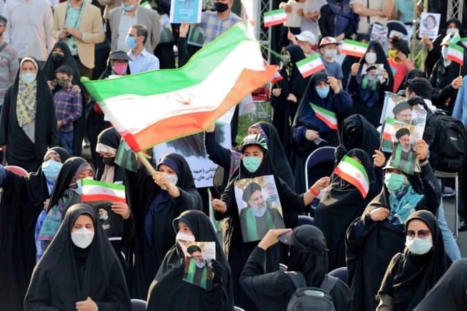 Van schenden van mensenrechten verdachte Ebrahim Raisi is koploper bij presidentsverkiezing Iran