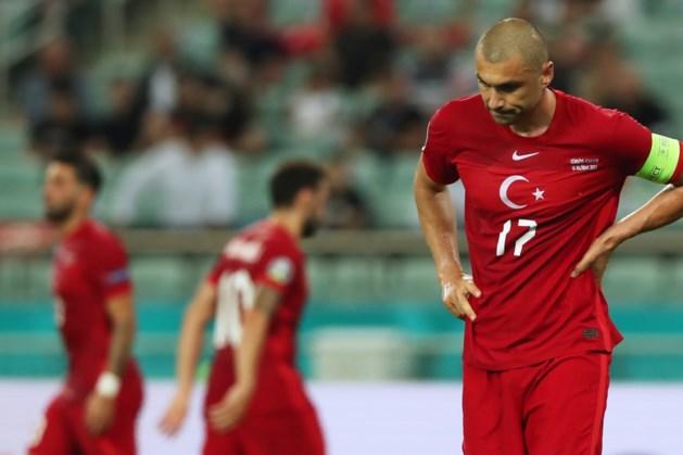 Vroege exit dreigt voor pover Turkije na tweede nederlaag