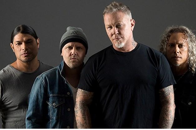 Metalband Metallica komt in 2022 naar festival Pinkpop