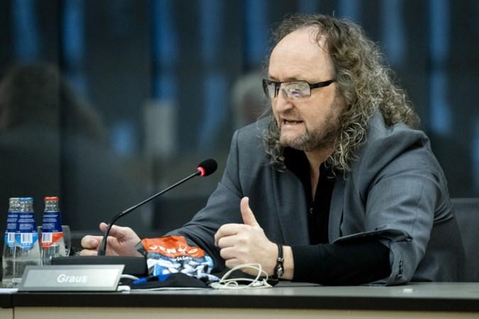 'Dion Graus weer beticht van seksuele intimidatie'