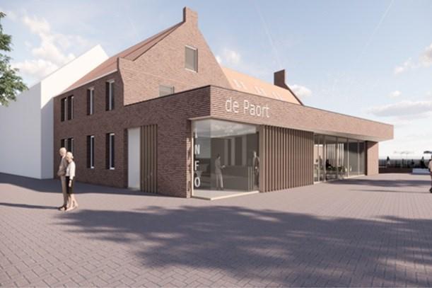 Grondige renovatie voor gemeenschapshuis Kessel; bijdrage van 1,37 miljoen van de gemeente gevraagd
