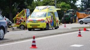 Straatmaker krijgt paal rijdende afzetting op hoofd in Baarlo