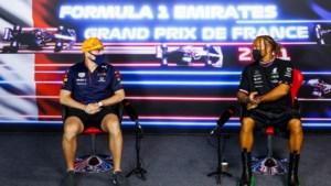 Max Verstappen en Lewis Hamilton zijn naast de baan vooral erg lief voor elkaar