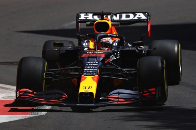 Max Verstappen snelste in eerste vrije training, Hamilton zevende