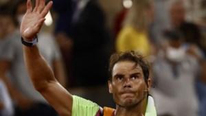 Rafael Nadal slaat zowel Wimbledon als de Olympische Spelen over: ik moet naar mijn lichaam luisteren