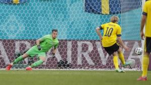Zweden doet volop mee op EK na verdiende zege tegen Slowakije
