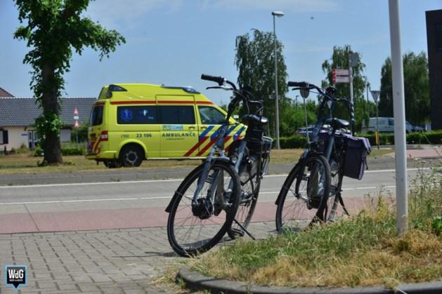Fietser zwaargewond aan voet na ongeluk in Heythuysen