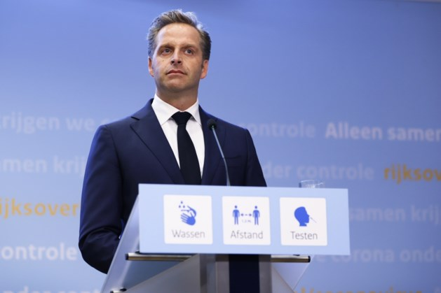 Hugo de Jonge: 'Delta-variant nu al 10 procent in steden, zal verder verspreiden'