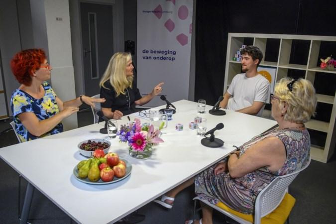 Kijken naar wat wél kan ondanks een ziekte: talkshow motiveert inwoners van Westelijke Mijnstreek tot positief denken over je gezondheid