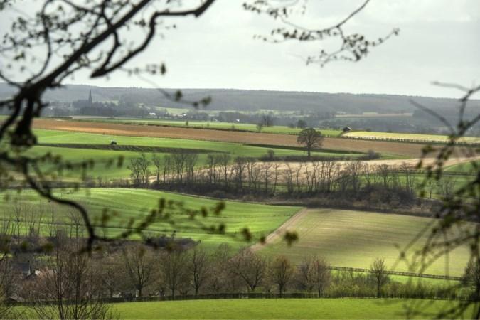 Vaals wil kleine landschapselementen als hagen en graften in het buitengebied in kaart brengen