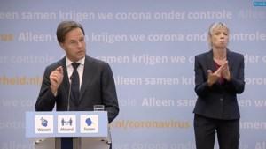 Nederland gaat weer zo goed als open
