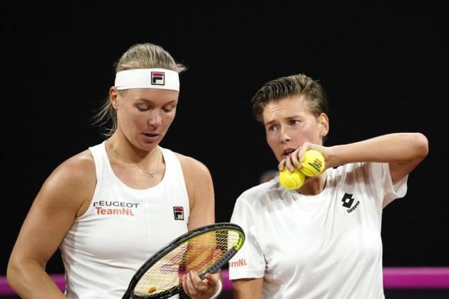 Schuurs dubbelt met Bertens, maar verder veel onzekerheid rondom olympische tennisploeg,