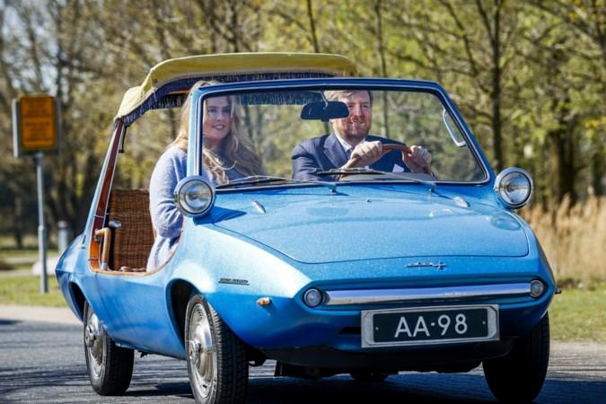 Zoveel verdienen Willem-Alexander, Máxima, Beatrix en Amalia