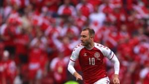Eriksen na hartstilstand tijdens EK-wedstrijd ontslagen uit ziekenhuis