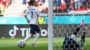 Hongarije houdt wereldkampioen Frankrijk verrassend op 1-1