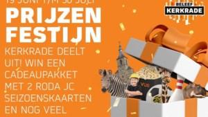 Beleef Kerkrade viert 'heropening' met prijzenfestijn
