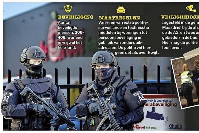 Afpersing fruitbedrijf vreet capaciteit politie: 'Het is waanzin'