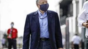 FIA-president Jean Todt: 'F1-coureurs mogen elke dag een kaarsje aansteken'