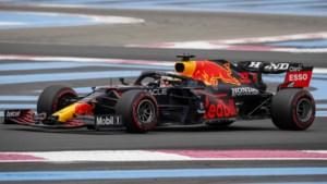 Max Verstappen pakt poleposition voor Grote Prijs van Frankrijk in Formule 1