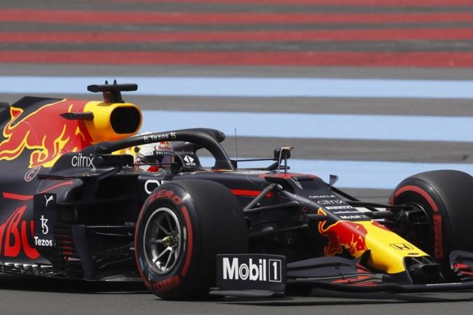 Verstappen pakt pole-position. 'Had dit niet verwacht, maar het geeft veel vertrouwen voor de race'