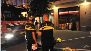 Brandbom zorgt voor brand in Poolse supermarkt in Panningen