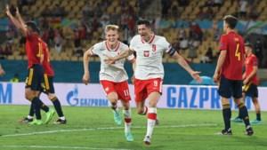Armoedig Spanje weet ook niet te winnen van Polen