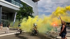 Fortuna fans fietsen 7365 euro bijeen voor seizoenskaarten