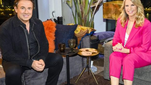 Met Leontine herenigde Marco Borsato prijst gezin op Vaderdag