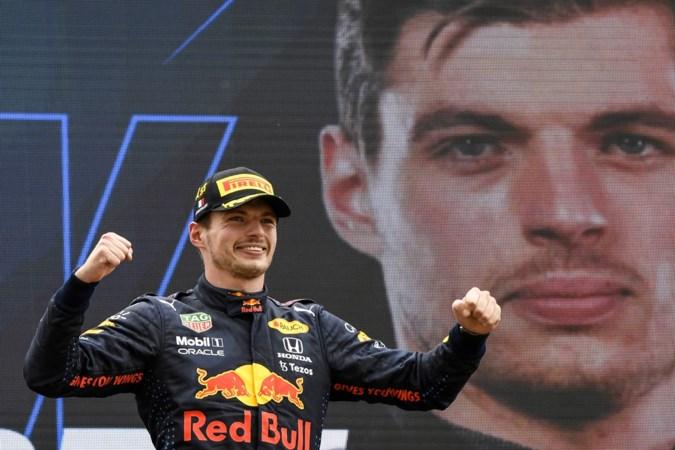 Jos Verstappen na glorieuze overwinning van zoon Max: 'Dit is prachtig voor de sport, maar wat minder voor de vader'