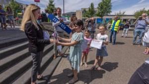 Buurtbewoners Heerlen protesteren tegen verdwijnen van de Aldi: 'Super is ook sociaal ontmoetingspunt'