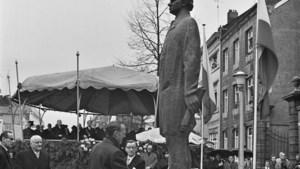 Standbeeld voor Petrus Regout was lang controversieel: 'We hebben eens bijna een half been afgezaagd'