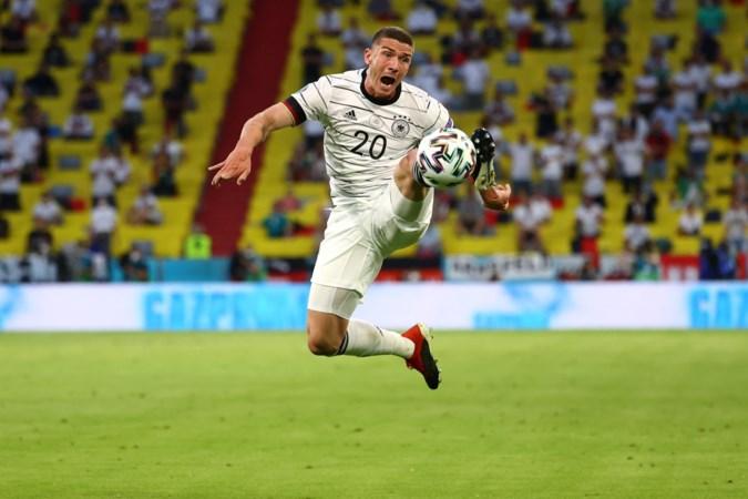 Cristiano Ronaldo zal Robin Gosens nooit meer zomaar negeren