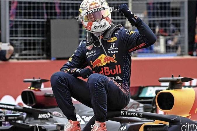 Max Verstappen pakt na magistrale inhaaljacht overwinning en loopt uit in WK