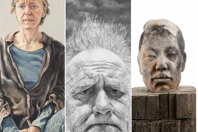 Portretten waar je naar blijft kijken; expositie drie Limburgse kunstenaars in Slot Zeist