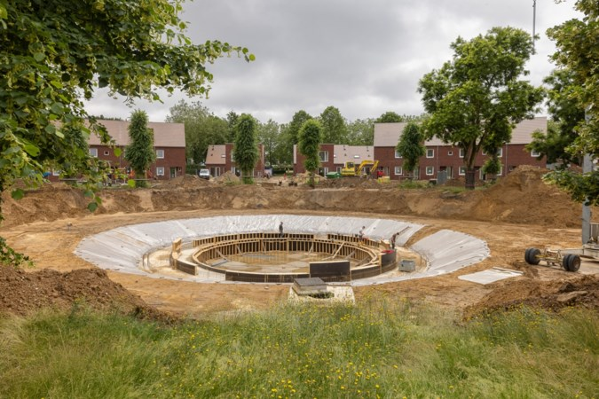 Niet eens gruis gaat verloren bij project Treebeekplein in Brunssum