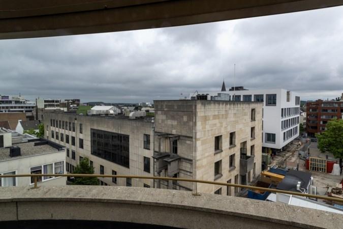Nieuw stadskantoor van Heerlen in volle glorie zichtbaar: 'Ik denk dat Peutz er heel content mee zou zijn'