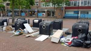 Extra controles door handhavers op verkeerd aangeboden afval in Echt-Susteren