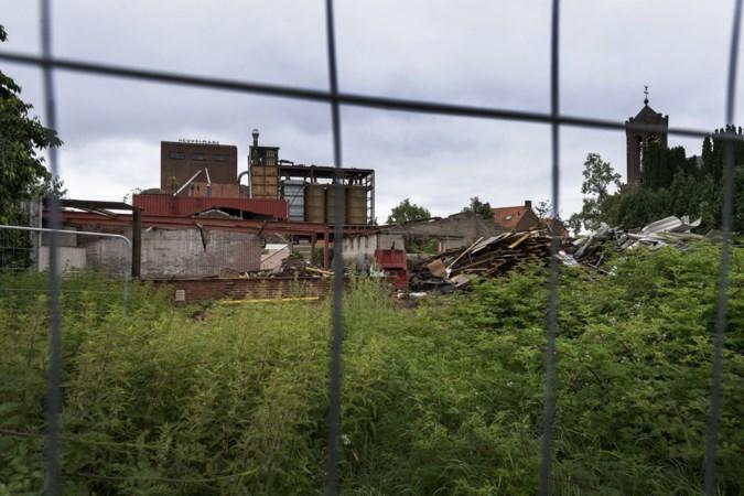 Veevoederfabriek verdwijnt binnenkort uit de skyline van Hout-Blerick