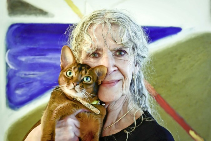 Mensje van Keulen is vijftig jaar schrijfster: 'Poezen maken me altijd aan het lachen'