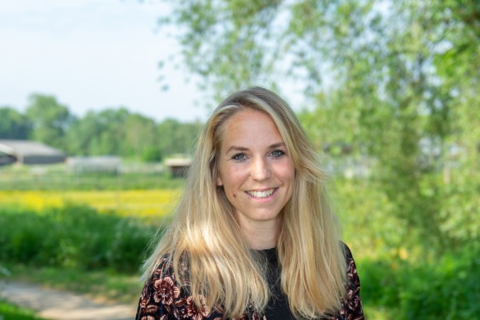 De andere kant van de medaille: schaatsheldin Annette Gerritsen is nu commentator en maakt podcasts